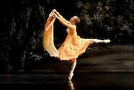 Boston Ballet Dress Rehearsal of Romeo and Juliet. Larissa Ponomarenko (Juliet)..www.michaelseamans.com