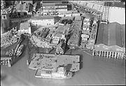 Ackroyd 04292-09. Albina Machine works, east side of Willamette River.  April 1, 1953