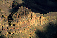 Morning light on the Grand Canyon from Moran Point, South Rim, Grand Canyon National Park, Arizona