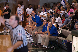 25 June 2011: Rodney Kellar, Andy Jones & Charlie Hall at the 2011 IBCA (Illinois Basketball Coaches Association) boys all star games.