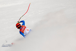PYEONGCHANG-GUN, SOUTH KOREA - FEBRUARY 21: Sofia Goggia of Italy during the Ladies' Downhill on day 12 of the PyeongChang 2018 Winter Olympic Games at Jeongseon Alpine Centre on February 21, 2018 in Pyeongchang-gun, South Korea. Photo by Ronald Hoogendoorn / Sportida