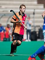 ROTTERDAM -  tijdens de wedstrijd om de derde plaats tegen Oranje Rood bij de ABN AMRO cup. COPYRIGHT KOEN SUYK