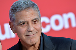 George Clooney attends the Premiere of Paramount Pictures' 'Suburbicon' at Regency Village Theatre on October 22, 2017 in Los Angeles, California. Photo by Lionel Hahn/AbacaPress.com