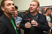 MASSIMO GIORGETTI; Chris Floyd, The Verve, photographs by Chris Floyd ... Art Bermondsey Project Space, London. 6 September 2017
