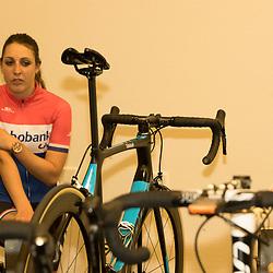 PAPENDAL (NED) wielrennen<br /> Het Rabobank-Liv vrouwenteam en het Developmentteam werden op Papendal voorgesteld. Lucinda Brand (Rotterdam)