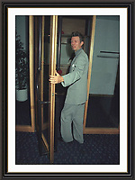 David Bowie Bury st<br /> Mayfair By Jack Ludlam<br /> A2 Museum-quality Archival signed Framed Photograph