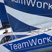 Bertrand Delesne et David raison sur Teamwork