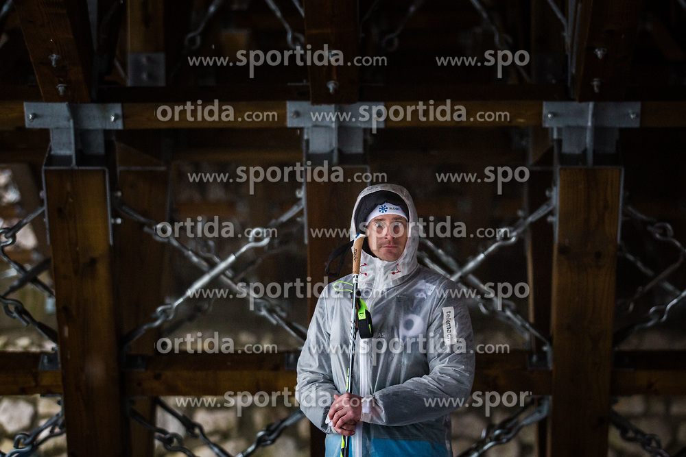 Ola Vigen Hattestad during the Ladies sprint free race at FIS Cross Country World Cup Planica 2019, on December 21, 2019 at Planica, Slovenia. Photo By Peter Podobnik / Sportida