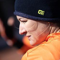 10-04-2019: Wielrennen: Healthy Aeging Tour: Borkum <br />Karlijn Swinkels