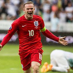 20150614: SLO, Football - Euro 2016 Qualifiers, Slovenia vs England