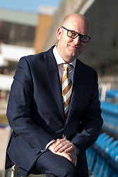 © Licensed to London News Pictures . 25/09/2015 . Doncaster , UK . PAUL NUTTELL at the 2015 UKIP Party Conference at Doncaster Racecourse , this morning (Friday 25th September 2015) . Photo credit : Joel Goodman/LNP