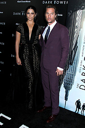 'The Dark Tower' New York Premiere at the Museum of Modern Art. 31 Jul 2017 Pictured: Matthew McConaughey & Camila Alves. Photo credit: ©Steven Bergman/AFF-USA.com / MEGA TheMegaAgency.com +1 888 505 6342