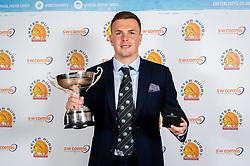 SW COMMS Young Player Of The Season winner Joe Simmonds - Ryan Hiscott/JMP - 16/05/2019 - SPORT - Sandy Park - Exeter, England - Exeter Chiefs End of Season Awards