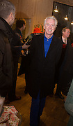 PHILIP TREACY, Fashion and Gardens, The Garden Museum, Lambeth Palace Rd. SE!. 6 February 2014.