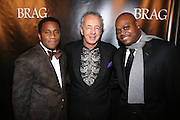 l to r: Jeff Tweedy, Gilles Bensimon, and Phil Robinson at The BRAG 38th Annual Scholarship & Awards Dinner Dance held at Cipraini- Wall Street on October 17, 2008 in New York City ..BRAG?s Annual Scholarship and Awards Dinner Gala highlights the achievements of distinguished leaders in retail and related industries who believe and support the BRAG vision.  It also provides financial scholarships to deserving students who exhibit financial need.  BRAG, through this event, offers its members networking opportunities, introduces its members to CEOs and other senior corporate executives, and supports professional development. The Gala also serves as the organization's key fundraising event for its scholarship, mentoring, and training program