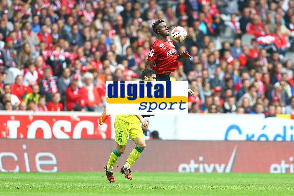 Divock Origi (Lille) vs Olivier Veigneau (Nantes)