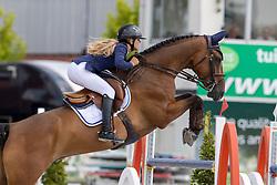 Housen Emilia, BEL, Noukie Z<br /> Belgisch Kampioenschap Jeugd Azelhof - Lier 2020<br /> © Hippo Foto - Dirk Caremans<br /> 02/08/2020