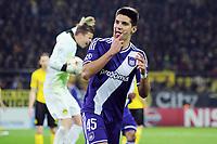 1:1 Aleksandar Mitrovic (Anderlecht)<br /> <br /> Fussball Champions League, Gruppenphase, Borussia Dortmund - RSC Anderlecht<br /> Norway only