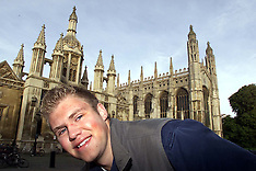 OCT 15 2000 David Bell Studying Economics at Cambridge