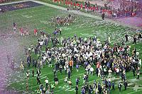 NFL<br /> Super Bowl<br /> 01.02.2015<br /> Foto: imago/Digitalsport<br /> NORWAY ONLY<br /> <br /> Siegesjubel New England Patriots - Super Bowl XLIX, Seattle Seahawks vs. New England Patriots, University of Phoenix Stadium, Phoenix<br /> <br /> Victory jubilation New England Patriots Super Bowl  Seattle Seahawks vs New England Patriots University of Phoenix Stage Phoenix