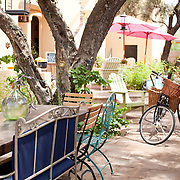 Bespoke Inn, Cafe and Bicycles in Old Town Scottsdale, AZ. This luxury bed and breakfast opened in 2013.