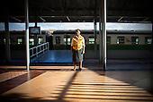 Nairobi Commuter Railway- Georgina Goodwin