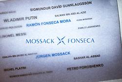 SYMBOLBILD - kürzlich wurden über 11,5 Millionen Dokumente der der panamaischen Anwaltskanzlei Mossack Fonseca geleakt. Es wurde bereits als größtes Daten-leak aller Zeiten bezeichnet. Die Daten belasten Staats- und Regierungschefs, Unternehmer, Banken und Kriminelle // recently over 11.5 million documents of the Panamanian law firm Mossack Fonseca were leaked. Politicians, businessmen, banks and criminals are known to have been using offshore tax havens. EXPA Pictures © 2016, PhotoCredit: EXPA/ Jakob Gruber