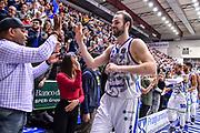 Miro Bilan, Tifosi, Pubblico, Spettatori,<br /> Banco di Sardegna Dinamo Sassari - Segafredo Virtus Bologna<br /> Legabasket LBA Serie A 2019-2020<br /> Sassari, 22/12/2019<br /> Foto L.Canu / Ciamillo-Castoria