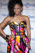 D.Woods at The Junior Smile Couture Event 2009 Benefiting Operation Smile In Association with the C.E.M Group held at Captiale on April 23, 2009 in New York City.
