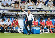 Coach of Lyon Rudi Garcia during the French League Cup (Coupe de la Ligue) final match between Paris Saint-Germain (PSG) and Olympique Lyonnais (OL, Lyon) on July 31, 2020 at the Stade de France, in Saint-Denis, near Paris, France - Photo Juan Soliz / ProSportsImages / DPPI