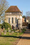 Church of Saint Michael and Saint Felix, Rumburgh, Suffolk, England, UK