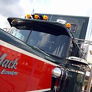 Opening cultureel festival Soest, Amerikaanse Mack truck