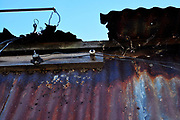 500px Photo ID: 4400432 - rust on abandoned metal building