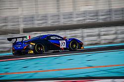 December 14, 2018 - Abu Dhabi, EMIRATS ARABES UNIS - 77 KESSEL RACING FERRARI 488 GT3 PRO AM CLAUDIO SCHIAVONI (CHE) SERGIO PIANEZZOLA (ITA) ANDREA PICCINI  (Credit Image: © Panoramic via ZUMA Press)