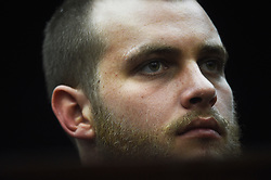 Cape Town 180521- Henri Van Bredea has been found guilty by the high court after killing his parents and his brother using an axe. Picture : Cindy Waxa /AFRICAN NEWS AGENCY /ANA