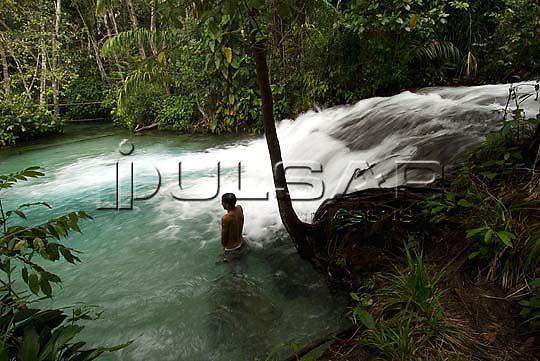 Cascata do Formiga - Rio Formiga  Local: Mateiros - TO Data: 02/2008 Tombo:  19DM070 Autor: Delfim Martins