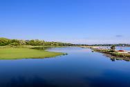 Marsh, Noyack Bay, Sag Harbor, NY