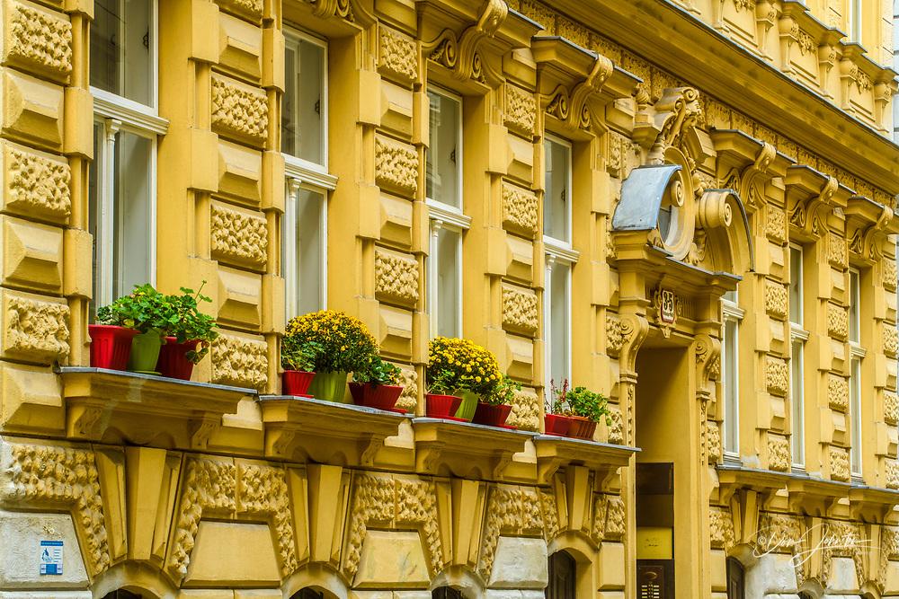 City buildings, Vienna, Lower Austria, Austria