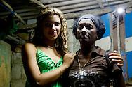 Mirador women in Gibara,Holguin,Cuba.