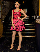 SOPHIE ELLIS-BEXTOR, The Supper Club, party which follows evening of 50  dinner parties raising money for the Terrence Higgins Trust. CafŽ de Paris, 3 Coventry Street, London, 28 October 2008. *** Local Caption *** -DO NOT ARCHIVE -Copyright Photograph by Dafydd Jones. 248 Clapham Rd. London SW9 0PZ. Tel 0207 820 0771. www.dafjones.com