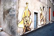 murales, Orgosolo, Sardinia..dias