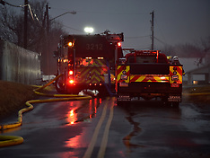 Parkland Bus Depot Fire 2-23-2018