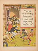 Grammar in rhyme by Walter Crane and Edmund Evans, Published in London, Glasgow & New York by George Routledge and Sons 1868