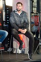 Felipe Reyes attends to presentation of new Athletics Z.N.E. Pulse by Adidas in Madrid, Spain September 28, 2017. (ALTERPHOTOS/Borja B.Hojas)