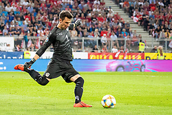 07.06.2019, Wörthersee Stadion, Klagenfurt, AUT, UEFA EM Qualifikation, Oesterreich vs Slowenien, Gruppe G, im Bild Heinz Lindner (AUT) // Heinz Lindner (AUT) during the UEFA European Championship qualification, group G match between Austria and Slovenia at the Wörthersee Stadion in Klagenfurt, Austria on 2019/06/07. EXPA Pictures © 2019, PhotoCredit: EXPA/ Dominik Angerer