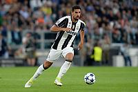 Sami Khedira Juventus <br /> Torino 09-05-2017 Juventus Stadium Football Calcio Champions League 2016/2017 semifinal Juventus - Monaco . Foto Filippo Alfero Insidefoto