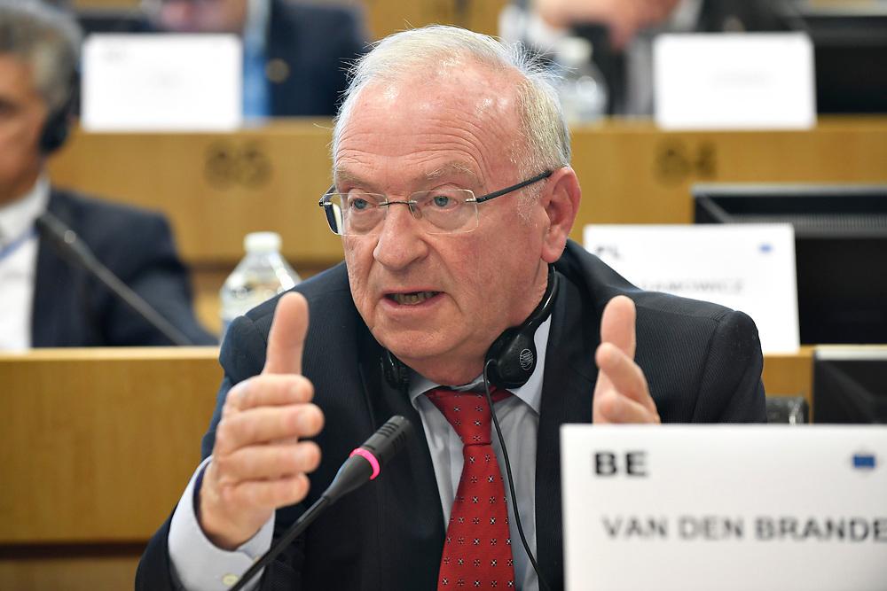 11 May 2017, EPP Group meeting<br /> Belgium - Brussels - May 2017 <br /> VAN DEN BRANDELuc<br /> © European Union / Photographer