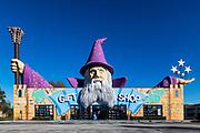 Jungle Falls Gift Shop, Kissimmee, Florida, USA.