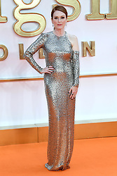 Julianne Moore attending the Kingsman: The Golden Circle World Premiere held at Odeon and Cineworld Cinemas, Leicester Square, London. Picture date: Monday 18th September 2017. Photo credit should read: Doug Peters/Empics Entertainment