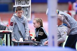 Danske Mesterskaber 2018 (Inde) i Spar Nord Arena, Skive, Denmark, 17.02.2018. Photo Credit: Allan Jensen/EVENTMEDIA.